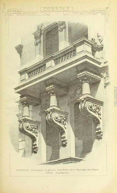 Materials and documents of architecture and sculpture : classified alphabetically Neoclassical Architecture, Vernacular Architecture, Classic Architecture, Victorian Architecture, Architecture Drawings, Historical Architecture, Architecture Plan, Beautiful Architecture, Architecture Details
