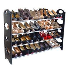 Kitch/Bed/Bath Storage Rebrilliant 20 Pair Shoe Rack Finish: What Parents Should Know About T 50 Pair Shoe Rack, 4 Tier Shoe Rack, Diy Shoe Rack, Shoe Racks, Shoe Storage Cabinet, Bath Storage, Shoe Rack Wayfair, Stackable Shoe Rack, Door Shoe Organizer