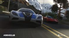 DRIVECLUB PS4 for AUD45