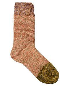 I'm having an odd love affair with pretty socks these days.