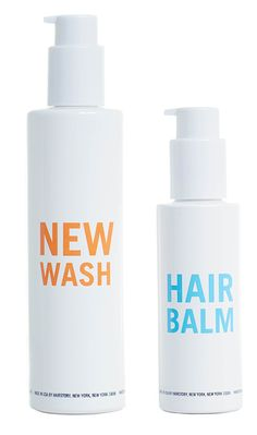 "A ""No-Poo"" That Performs: Hairstory's New Wash"