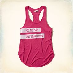 The girls' Hollister T-Shirt Shop is full of the cutest new Graphic T-Shirts with throwback So Cal attitude. Shirt Shop, T Shirt, Tank Girl, Racerback Tank, Hollister, Athletic Tank Tops, Graphic Tees, Jackets, Clothes