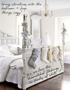 Keep things cozy.