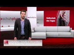 ▶ Herren Hausschuhe in Übergrößen. Große Herrenschuhe bei schuhplus. Schuh des Tages - 28.11.2014 - YouTube