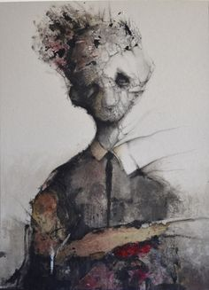 How I love Eric Lacombe's art...