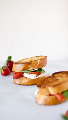Thanksgiving turkey sandwich wrap recipe easy thanksgiving turkey savory balsamic roasted strawberry and basil grilled cheese sundaysupper flstrawberry forumfinder Images
