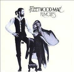 One of Fleetwood Mac's albums, Rumours, was released in 1977. It was recorded in California. The band consisted of, during this time, Lindsey Buckungham, Stevie Nicks, Christine McVie, John McVie, and Mick Fleetwood.