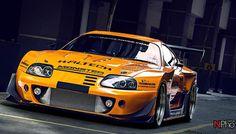 #Toyota Supra | repinned by www.BlickeDeeler.de