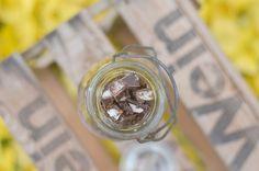 Backmischungen im Glas, Cookie in a Jar http://www.bonnyundkleid.com/2014/12/rezept-backmischungen-im-glas.html