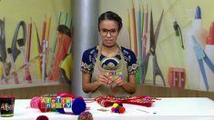 Ateliê na TV - TV Gazeta - 19.04.16 - Marie Castro