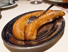 Fogo de Chao - Caramelized Bananas  These are heaven!