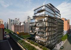 New Chelsea Condos in New York City | 520 W 28th Street - Architecture