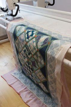 Z pamiętnika Pani Lali (3) - elazeman.pl Home Accessories, Ottoman, Textiles, Throw Pillows, Quilts, Diy, Home Decor, Scrappy Quilts, Toss Pillows