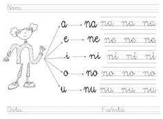 consonante n para niños - Buscar con Google