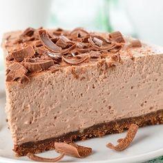 To πιο σοκολατένιο & light τσιζκέικ | Shape.gr