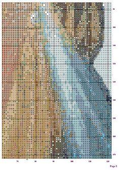 grafico de jesus de la misericordia | Aprender manualidades es facilisimo.com