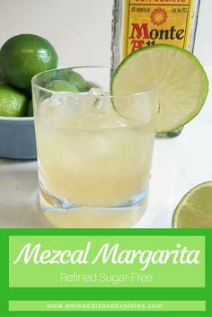 Mezcal Margarita by Emma Eats & Explores