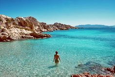 Sardinia's best beaches, from sandy to pebbly to pink | Weather2Travel.com #italy #beach #travel