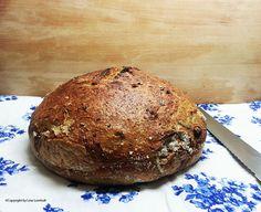 Groft 'verdens bedste brød' med frø og kerner1