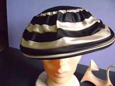 SILK SATIN Hat - New York Creations