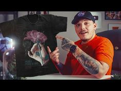 Make Next Level T-Shirt Designs Step by Step In Photoshop (Merch Design Ep.11) – T-shirts Channel – The T-Shirt Design News and Reviews