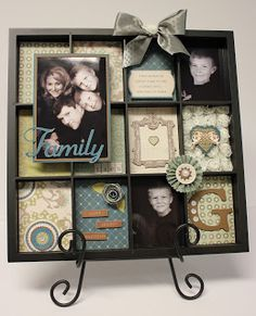Creating with Adina: Avonlea Display Tray