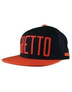 DGK Ghetto Champs Starter Black Orange Snapback Hat 77fb8cd6441f