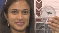 Waiting hours for a cellphone to charge may become a thing of the past, thanks to an 18-year-old high-school student's invention. She won a $50,000 prize Fri...