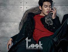 Kim Woo Bin Is 1st. Look Korea Magazine Vol.59