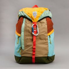 Epperson Mountaineering Large Climb Pack (Saffron / Sandstone) | Oi Polloi (£164.00) - Svpply