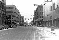 Kearsley Street in 1977