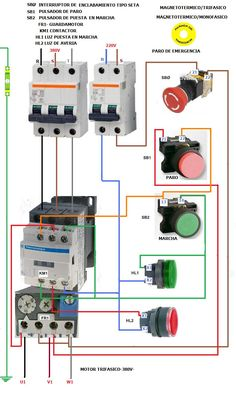 Electrical Panel Wiring, Electrical Circuit Diagram, Electrical Plan, Electrical Projects, Electrical Installation, Electrical Engineering, 3 Way Switch Wiring, Electrical Transformers, Electronic Circuit Design