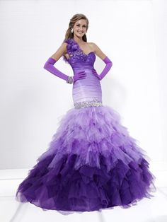 House of Brides - Tiffany Designs by House of Wu - Prom Dress - STYLE - 16712