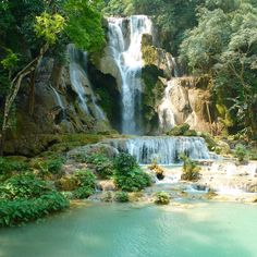 Asia Asia, Waterfall, Outdoor, Voyage, Outdoors, Waterfalls, Outdoor Games, The Great Outdoors