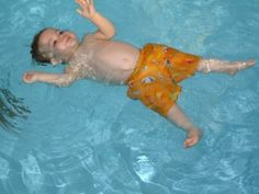 Great tips for teaching young children how to swim. A must-read!
