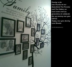 1000 Images About Family Tree Wall Mural Ideas On