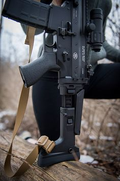 KDG SAS-1 stock for the FN SCAR