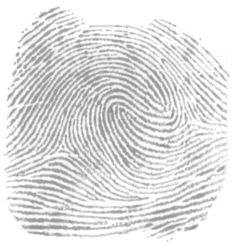 How to teach the kids fingerprinting. Great for Junior Detective badge