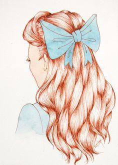Disney Alice in wonderland Hairstyles! omg my sister can do this really well :D Disney Kunst, Arte Disney, Disney Magic, Disney Hairstyles, Disney Princess Hairstyles, Lazy Hairstyles, Pelo Princesa Disney, Ariel Hair, Pin Up