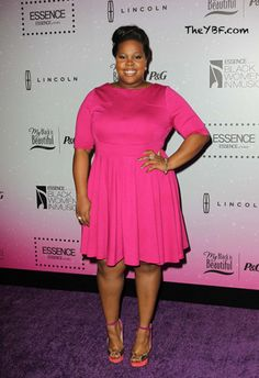 Essence Black Women in Music- Amber Riley