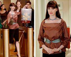 Andy (Anne Hathaway) o diabo veste Miranda Priestly, Anne Hathaway, Meryl Streep, Devil Wears Prada, Vogue, Runway Fashion, Cool Girl, Ideias Fashion, Two Piece Skirt Set