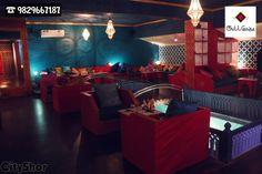 Set in a very modern style @ #ChillGoza Chill Goza Contact: 9829667187 Address: S-99, Gautam Marg, C Scheme, Ashok Nagar, Jaipur, Rajasthan 302001 #Restaurants #Desserts #Family #Lively #Cafes #PocketFriendly #Classy #CityShorJaipur