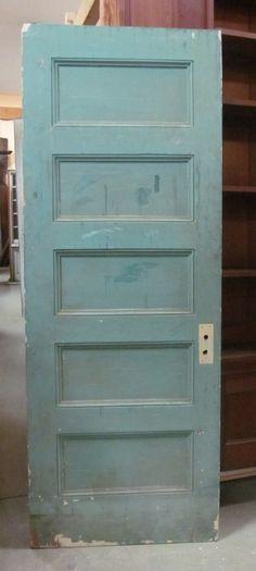 5 panel doors DKJ
