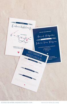 Wedding invites | Photo: Tasha Seccombe
