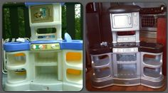 Little Tikes Kitchen Re-Do