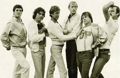 Brilliance...Michael Palin, Terry Jones, Eric Idle, Graham Chapman, Terry Gilliam and John Cleese...Monty Python!