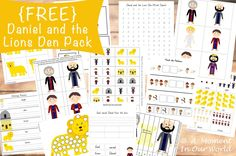 This is a fun roundup of 20 Hands On Bible Lessons for Kids.