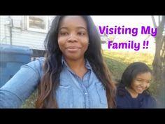 Vlog #7 : Visiting My Family.!! - YouTube