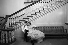 What a night! {a henry ford museum wedding} | Aaron Reed Photography