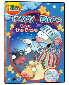 Binoo The Brave